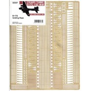 EDU32337 1:32 Eduard PE - B-17G Flying Fortress Landing Flaps Set (for the HK Model model kit) MODEL KIT ACCESSORY