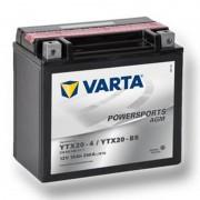 Varta Powersports AGM 12V 18Ah B+ YTX20-BS