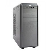 IN WIN G7-GREY - Midi-Tower, Case per PC micro-ATX, 3x 5,25 esterne, 4x 3,5/2,5 interne, USB 3.0
