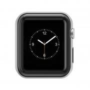Husa de protectie Silicon Hoco Apple Watch 42mm - Negru