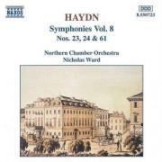 J. Haydn - Symphonies Nos.23, 24 & 6 (0730099572323) (1 CD)