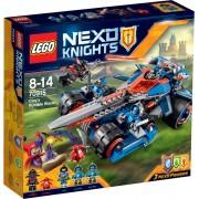 LEGO Nexo Knights Clay's Gevechtszwaard - 70315