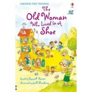 The Old Woman Who Lived in a Shoe by Russell Punter