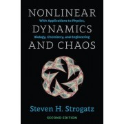 Nonlinear Dynamics and Chaos by Steven Strogatz