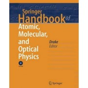 Springer Handbook of Atomic, Molecular, and Optical Physics by Gordon W. F. Drake