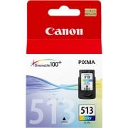Original Canon Cartouche d'encre couleur CL-513 2971B001