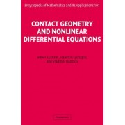 Contact Geometry and Nonlinear Differential Equations by Alexei Kushner
