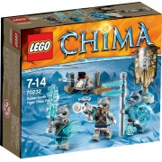 LEGO Chima Sabeltandtijgerstam Vaandel - 70232