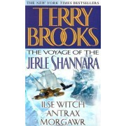 Voyage of the Jerle Shannara 3c Box Set by Terry Brooks