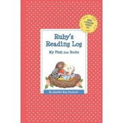 Ruby's Reading Log: My First 200 Books (Gatst) by Martha Day Zschock