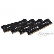 Memorie HyperX Savage Black 16GB 2400MHz DDR4 (Kit 4db 4GB) XMP HX424C12SB2K4/16