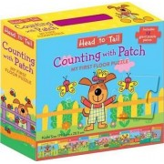 Counting with Patch - My First Floor Puzzle by Curry Peter