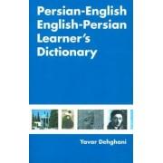 Persian-English English-Persian Learner's Dictionary by Yavar Dehghani