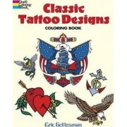 Classic Tattoo Designs by Eric Gottesman
