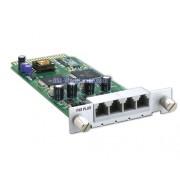 DrayTek 4 Port FXS Plus Module Card