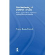 The Wellbeing of Children in Care by Kwame Owusu-Bempah