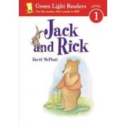 Jack and Rick by David McPhail