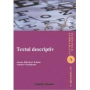 Textul descriptiv - Jean-Michel Adam Andre Petitjean