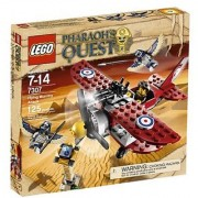 Includes Jake Raines and 2 flying mummy figures-Biplane with grab function to grab Soul Diamond from top of obelisk-Pha