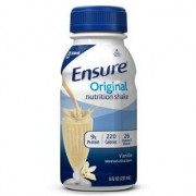 Ensure Homemade Vanilla Shake Retail 8oz. Bottle Part No. 57243 Qty 1
