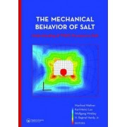 The Mechanical Behavior of Salt - Understanding of THMC Processes in Salt by Manfred Wallner