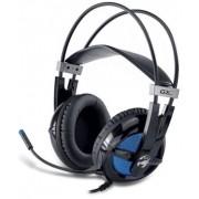 Casti cu Microfon Genius Junceus HS-G650 (Negru/Albastru)