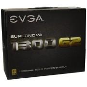EVGA x2 da 120 G2 - 1300 PSU Supernova - Alimentatore per PC (G21 X 12 V, KM, Eco Mode, 1300 Watt)