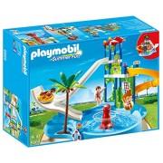 Playmobil 6669 - Summer Fun Torre Degli Scivoli con Piscina