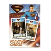 Superman Returns Collectibles Poker Playing Cards - The Movie Deck by Carta Mundi