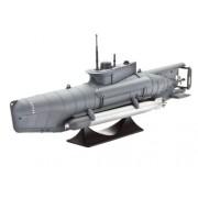 Revell 05125 - Seehund Tipo XXVIIB Kit di Modello in Plastica Sottomarino Tedesco, Scala 1:72