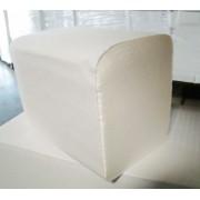 Servilleta de papel de doble capa Interfold 16x22 cm 8000ud
