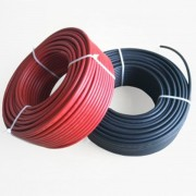 Cable Solar 16mm Topsolar Negro