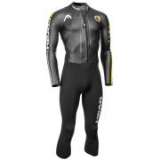 Head ÖTILLÖ Swimrun Aero triathlon kleding zwart S 2017 Triathlon kleding