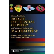 Modern Differential Geometry of Curves and Surfaces with Mathematica by Simon Salamon