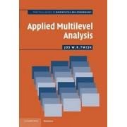Applied Multilevel Analysis by Jos W. R. Twisk