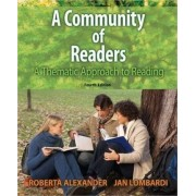 A Community of Readers: Student Text by Roberta Alexander