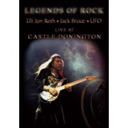 UliJon Roth - Live At Castle Donington (0693723746470) (1 DVD)