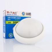 Aplique LED 8w»40W Luz Fria 560Lm RW DOME