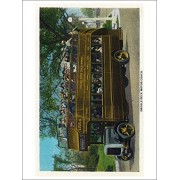 Chicago, Illinois View Of A Loaded Double Decker Bus (Playing Card Deck 52 Card Poker Size With Jokers)
