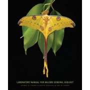 Lab Manual for Majors General Biology by David Morton