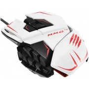 Mouse Gaming Mad Catz M.M.O. TE Tournament Edition (Alb)