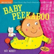 Indestructibles: Baby Peekaboo by Amy Pixton
