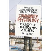 Community Psychology by Geoffrey Nelson