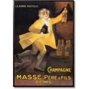 Champagne Masse