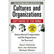 Cultures and Organizations: Software of the Mind by Geert Hofstede