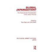 Global Japanization? by Tony Elger