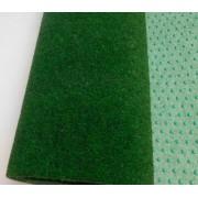 Középbarna leveles kész szőnyeg 60x160cm/Cikksz:0530372