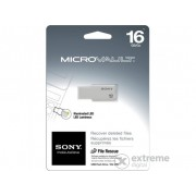 Pendrive Sony USM16GM 16GB USB 2.0 alb