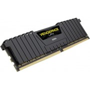 Memorie Corsair Vengeance LPX Black DDR4, 1x8GB, 2666 MHz, CL 16