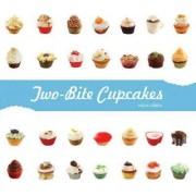Two-Bite Cupcakes by Viola Goren